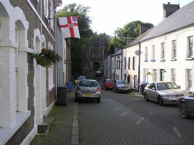 Castle Street, Clenarm