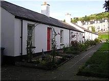 D3115 : Antrim Arms Cottages, Glenarm by Kenneth  Allen