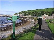 D3115 : Glenarm Bay by Kenneth  Allen