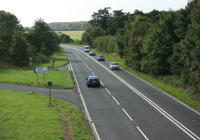 2008 : Junction on the A36