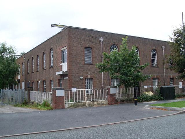 Telephone Exchange, King's Heath