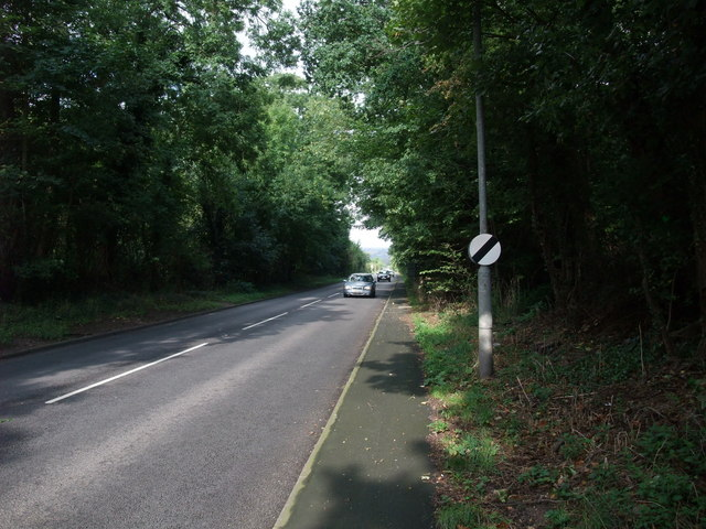 A6097 near East Bridgford