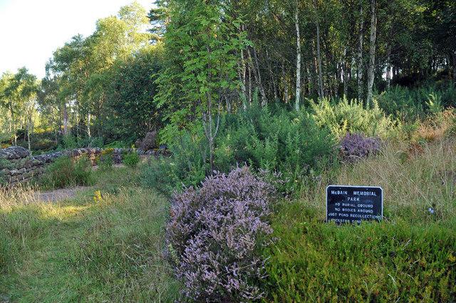 McBain memorial park