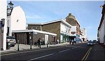 TR3752 : Toilets in King Street, Deal by John Salmon
