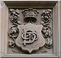 J3279 : Crest, Belfast Castle by Rossographer