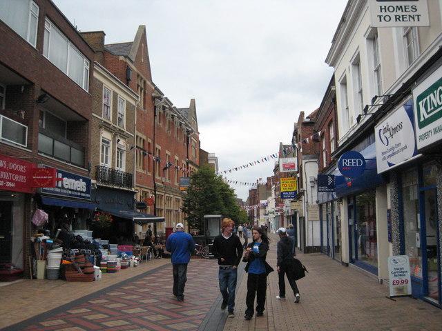 Maidenhead High Street