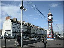 SY6879 : Weymouth Esplanade by Ian Rob