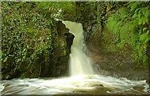 J3996 : Glenoe waterfall (35) by Albert Bridge