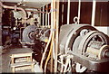 SK2083 : Steam turbine, Bamford Mill by Chris Allen
