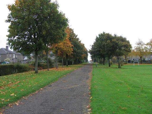 A Dumbarton cycletrack
