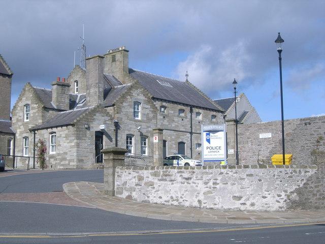 Lerwick Police Station