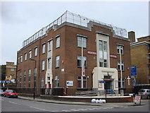 TQ3283 : Hoxton Community Church by Oxyman