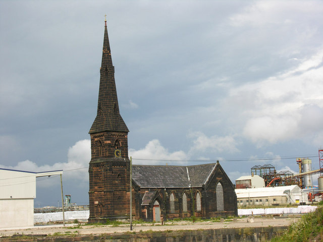 Weston Point church