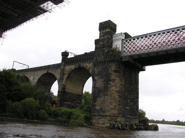 Runcorn Railway Bridge