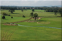 SO8844 : Croome Landscape Park by Philip Halling