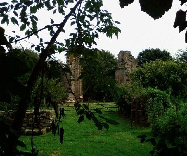 Burscough Priory