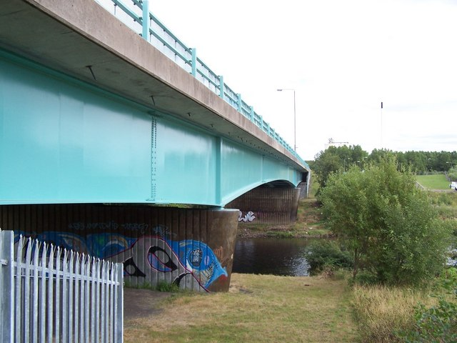 Bogleshole Road  Bridge