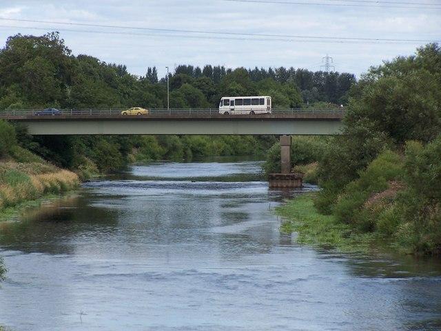 Clydeford Road  Bridge