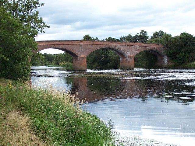 Haughhead  Bridge