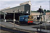 SX9193 : Exeter St. Davids by Martin Addison
