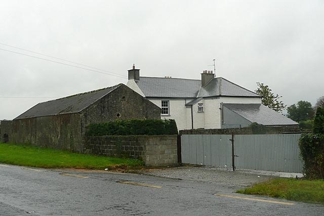 Farm near Carrig