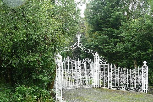 Gates at Carrickynaghtan