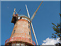 TG3923 : Sutton Mill near Stalham by Renata Edge