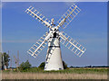 TG4015 : Thurne Mill, River Bure by Renata Edge