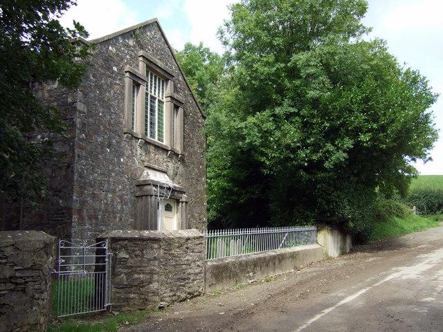 Beulah Baptist chapel