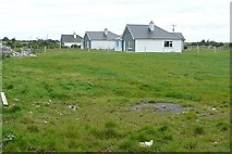 M9040 : New houses at Taghmaconnell by Graham Horn