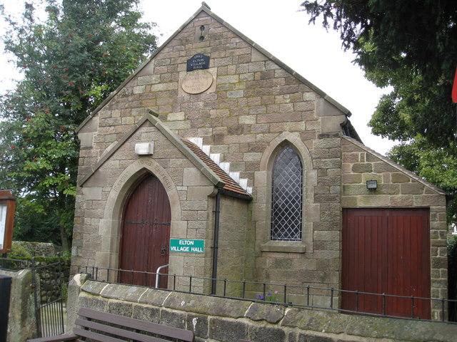 Elton - Village Hall