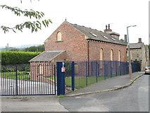 SE1537 : Dock Lane pumping station by Stephen Craven
