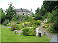 NS7993 : Ailie's Biodiversity Garden by Lairich Rig