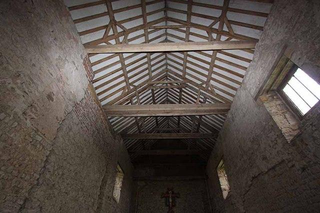 St Peter on the Wall, Bradwell juxta Mare, Essex - Roof