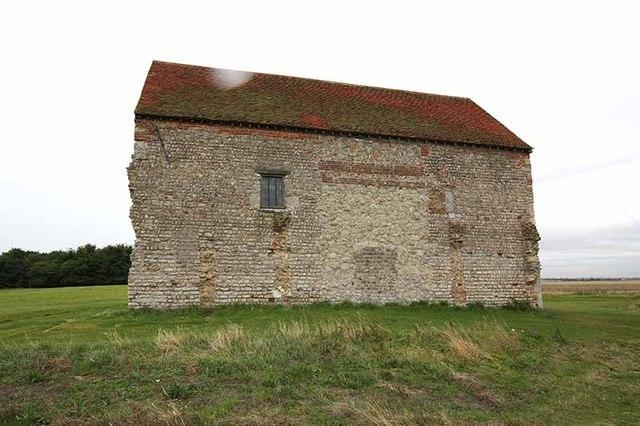 St Peter on the Wall, Bradwell juxta Mare, Essex