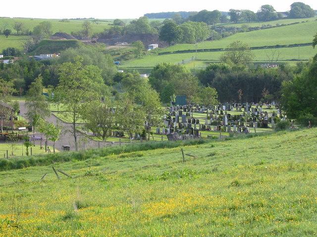 Philipshill Cemetery
