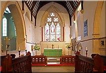 TR3451 : St Martin, Great Mongeham, Kent - Chancel by John Salmon