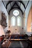 TR3451 : St Martin, Great Mongeham, Kent - North chapel by John Salmon