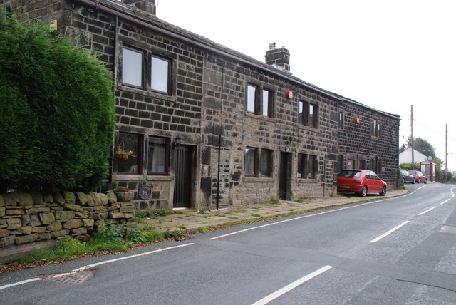 Former Blue Ball Inn