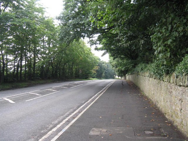 Frogston Road East