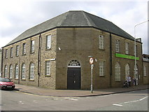 SD8122 : The Job Centre, Bacup Road by Robert Wade