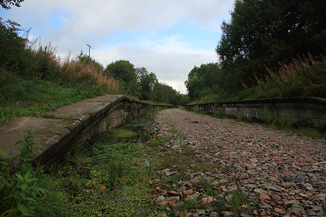 The former Appin Railway Station