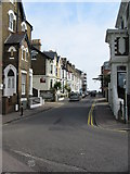TR3752 : Ranelagh Road leading to the seafront by Nick Smith