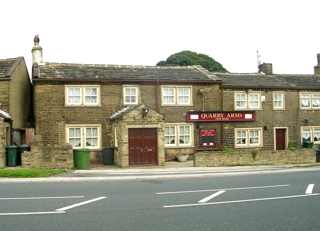 The Quarry Arms - Bradford Road, Clayton