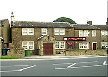 SE1232 : The Quarry Arms - Bradford Road, Clayton by Betty Longbottom