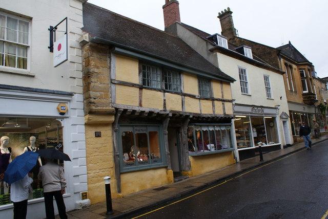 Cheap Street, Sherborne