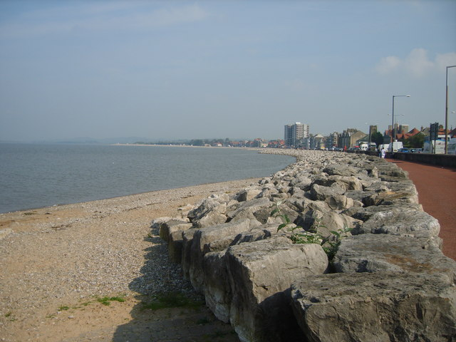 Sea Defences, Morecambe