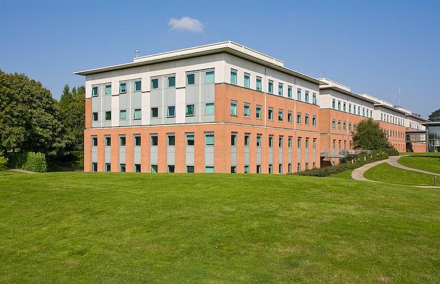 A Block, IBM Hursley Laboratory