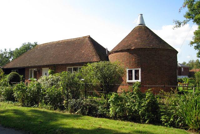 Appleby Oast, Green Hill Lane, Egerton, Kent by Oast House Archive