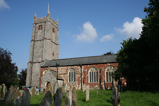Kingsteignton Church